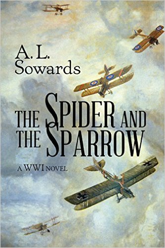 spider and sparrow